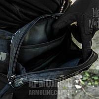 "Сумка - поясная ""MULTICAM BLACK"", фото 6"