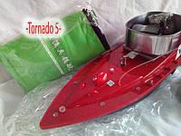 Tornado 5-прикормочный кораблик для рыбалки