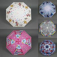 Зонтик для детей, 5 изображений героев