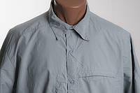 Rohan Short trial shirt рубашка с коротким рукавом треккинг, хайкинг, casual 100% полиамид размер XL б/у