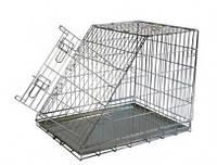 Клетка для собак с наклонной стороной,Papillon 90*60*79см