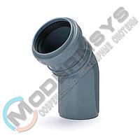 Колено канализационное Magnaplast 75/45