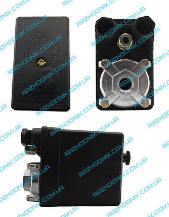 Реле давления для компрессора (Автоматика) (380B 1 Выход), фото 2