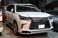 Комплект обвеса Modellista на Lexus LX 570 2016-