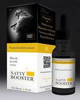 Капли Natty Booster (Нетти Бустер) для набора массы