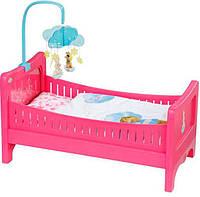 Интерактивная кроватка для куклы BABY BORN - РАДУЖНЫЕ СНЫ 822289