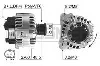 Генератор 210597 Messmer (CA1502IR)