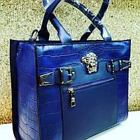 Versace! Сумка, люкс качество! цвета: синий. зеленый,коричневый. розовый