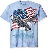 Футболка The Mountain Eagle Talon Flag. Оригинал из США