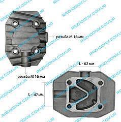 Крышка цилиндра для компрессора 1 тип