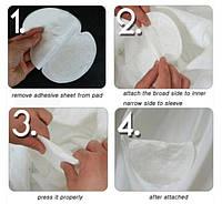 Прокладки вкладыши защита от пота