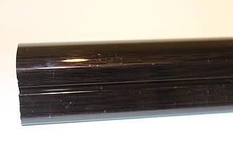 Вертикальный профиль SLIPP Н-40 венге глянец закритый, фото 2