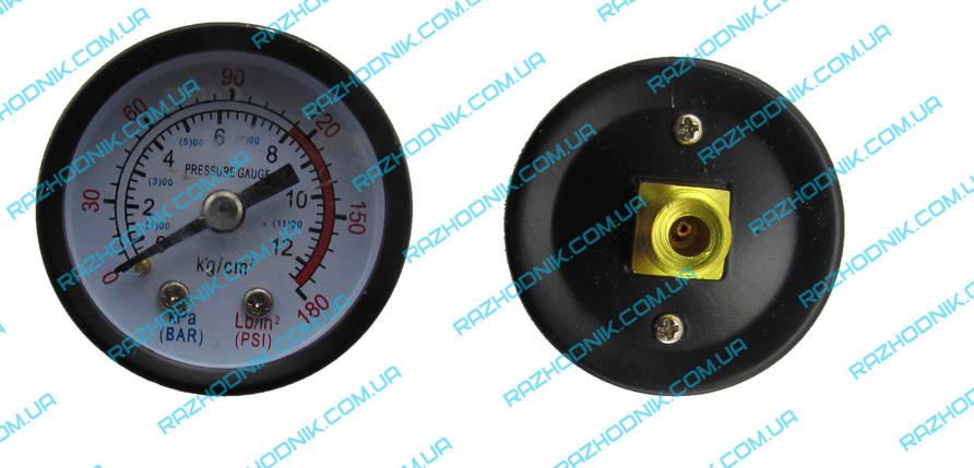 Монометр для компрессора, фото 2