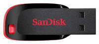 USB flash память SanDisk Cruzer Blade 32GB SDCZ50-032G-B35 (SDCZ50-032G-B35)