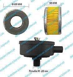 Фільтр повітряний компресор 1 тип