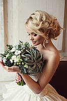 Свадебные прически. Весільні зачіски.