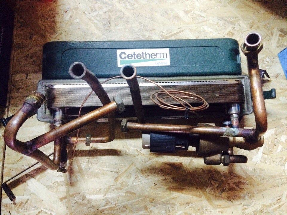 Купить теплообменник cetetherm Кожухотрубный испаритель Alfa Laval DH2-321 Анжеро-Судженск