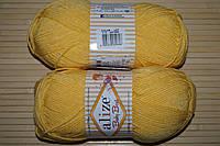 Alize Baby Best - 113 желтый, фото 1