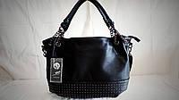 Женская сумка HSN черного цвета