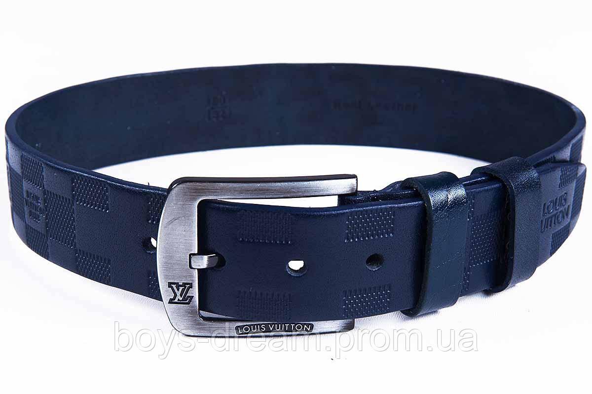 Ремень кожаный Louis Vuitton