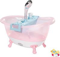Интерактивная ванночка для куклы BABY BORN - ВЕСЕЛОЕ КУПАНИЕ 822258