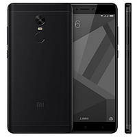 Xiaomi Redmi Note 4x 4/64GB Black Snapdragon 12 мес.