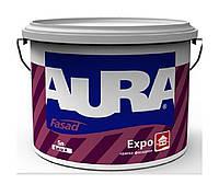 Краска акриловая AURA FASAD EXPO фасадная, белая (база А), 5л