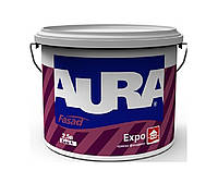 Краска акриловая AURA FASAD EXPO фасадная белая-база А 2,5л