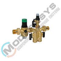 Группа безопасности водонагревателя Honeywell DN25 10 Бар SG160SD-1AC
