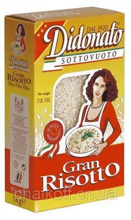 Рис Didonato Gran Risotto 1 kg (шт.)