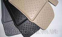 Ковры салона Infiniti FX 35/45 (S50) с 2003-2008 г.в. п/у комплект