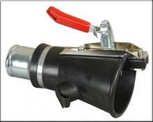 Filcar BG-125/200-PM - Наконечник для шланга 125 мм и диаметром наконечника 200 мм с ручным зажимом