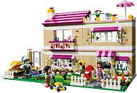 Конструктор для девочек Bela Friends 10164, дом, 3 человечка, кошка, 695 деталей