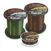 Леска Sunline SIGLON CARP 1000м (зеленый) 0.28мм 5.5кг