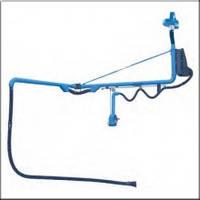 Filcar ECOBP-6000GAS - Подвесная система для удаления выхлопных газов из шлангом 5 метров