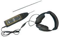 Автомобильное устройство для определения шумов, стетоскоп