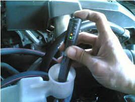 Тестер качества тормозной жидкости