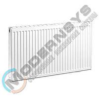 Радиатор Henrad compact 11тип 400х1100 боковое подключение