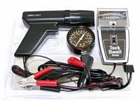 AR020009 Комплект для регулировки двигателя: стробоскоп тестер, компресометр