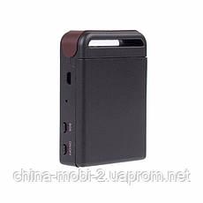 Персональный GPS трекер TK102B, GSM GPRS универсальный автономный маяк прослушка, с микрофоном и кнопкой SOS, фото 2