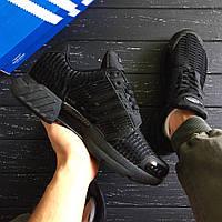 Кроссовки мужские Adidas ClimaCool Black  Топ реплика (1:1 к оригиналу)
