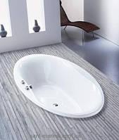 Ванна акриловая овальная Hoesch коллекция Maxi 200х100х62 3081.010