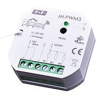 Контроллер импульсный трехканальный rH-PWM3 F&Home Radio