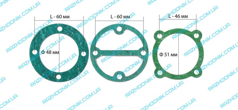 Набор прокладок для компрессора ТИП 4, фото 2