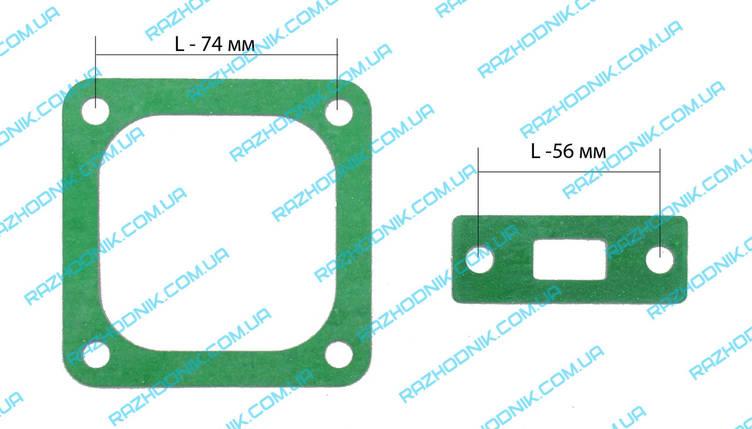 Набор прокладок для компрессора ТИП 5, фото 2