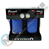 Обратный осмос Ecosoft ROBUST 3000 (150 л / ч) 2x3012-500 диафрагменные, 250 Вт