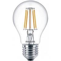 Лампа светодиодная декоративная Philips LED Fila ND E27 7.5-70W 2700K 230V A60 1CT APR