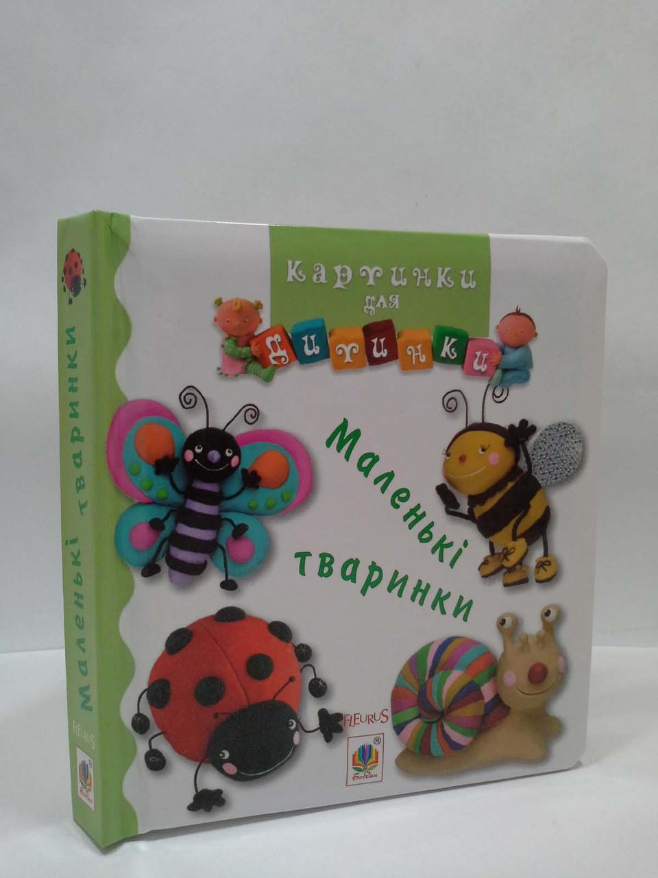 Богдан Картинки для дитинки Маленькі тваринки Бомон