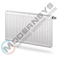 Радиатор Purmo Ventil Compact CV 33 200x600 нижнее подключение