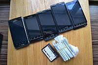 5 шт. Телефоны Motorola Droid + 10 шт. батарея BH6X